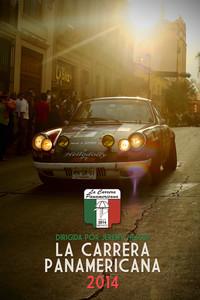 La Carrera Panamericana: 2014