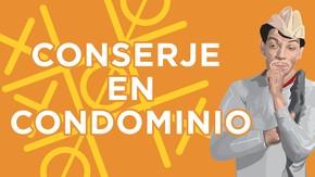 Conserje en condominio