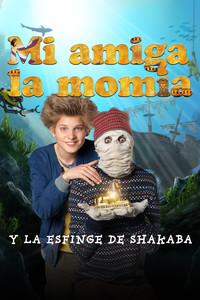 Mi amiga la momia y la esfinge de Shakaba
