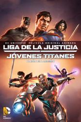 Liga de la justicia y jóvenes titanes: Unión en acción
