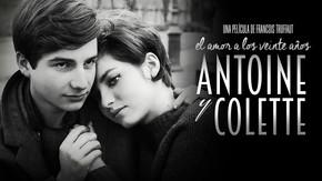 El amor a los veinte años: Antoine y Colette