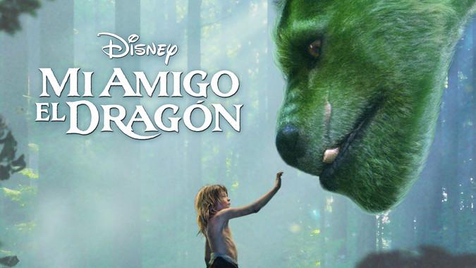Mi amigo el dragón