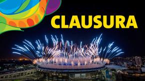 Rio 2016: Clausura