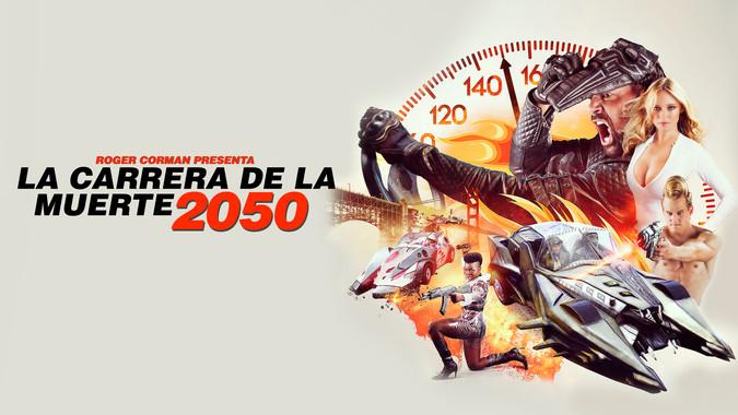 Roger Corman presenta La carrera de la muerte 2050